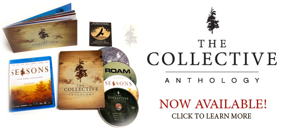 The Collective Anthology with Seasons Blu-ray