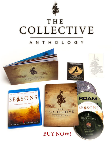 The Collective Anthology - Buy Now!